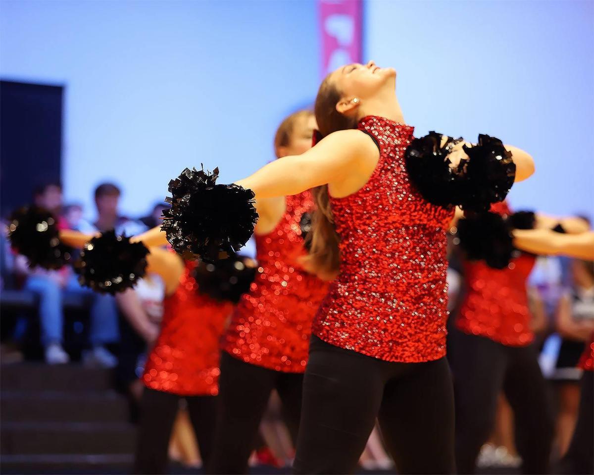 Dance Header