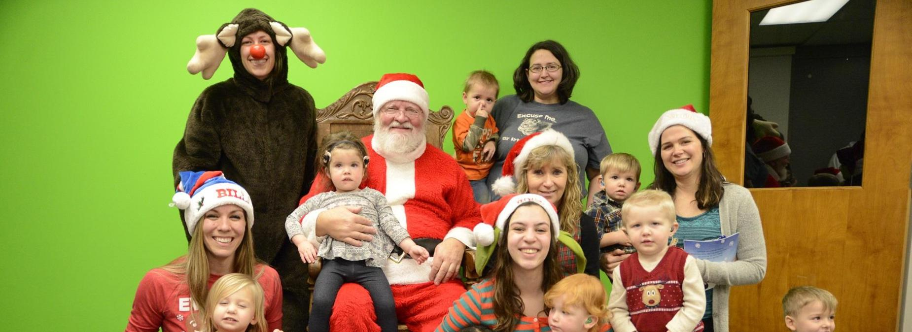 RSD ECC Holiday Group Picture