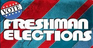 Freshmen Class Election results are in! Thumbnail Image