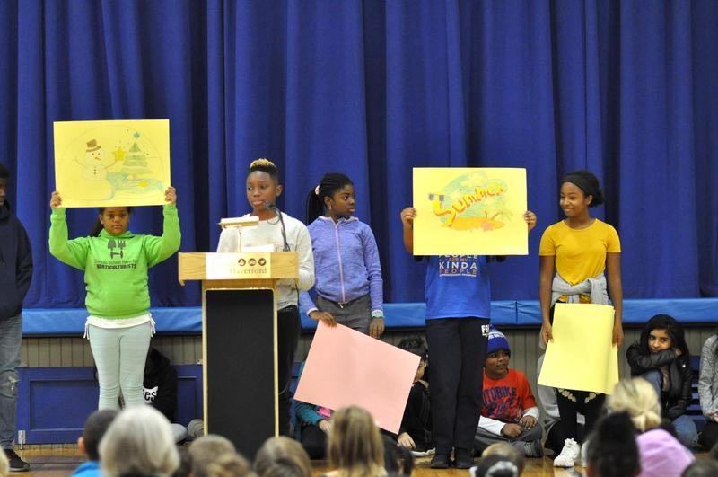 All-school assembly Featured Photo