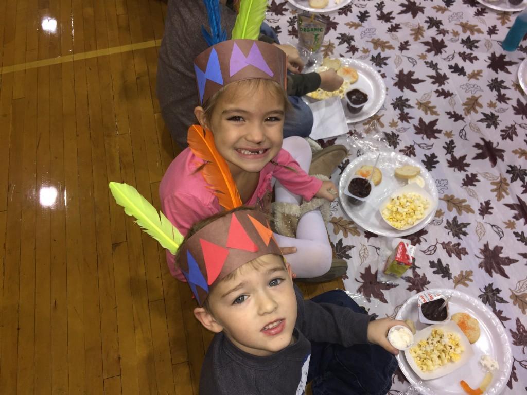 Kindergarten Feast