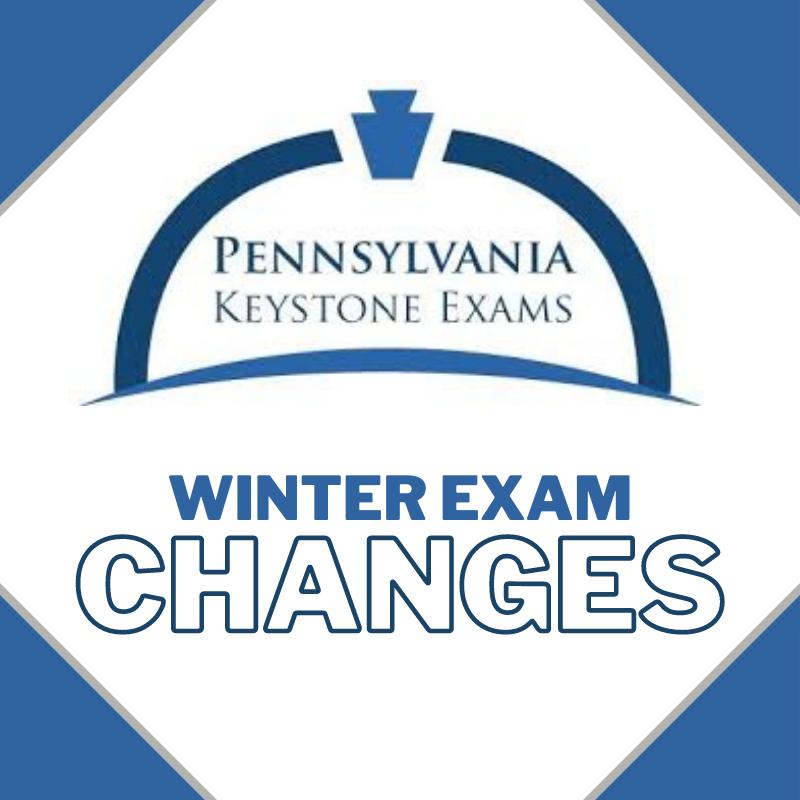 keystone exam changes