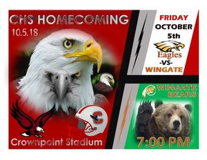 Crownpoint High Homecoming