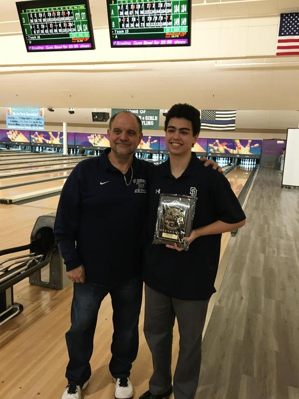 Second Place in CHSAA Individual Bowling Championship Featured Photo