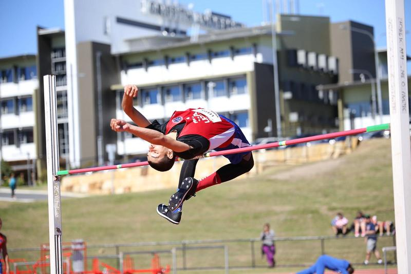 Nicholas Leeds Takes 5th in International Track & Field Competition Thumbnail Image