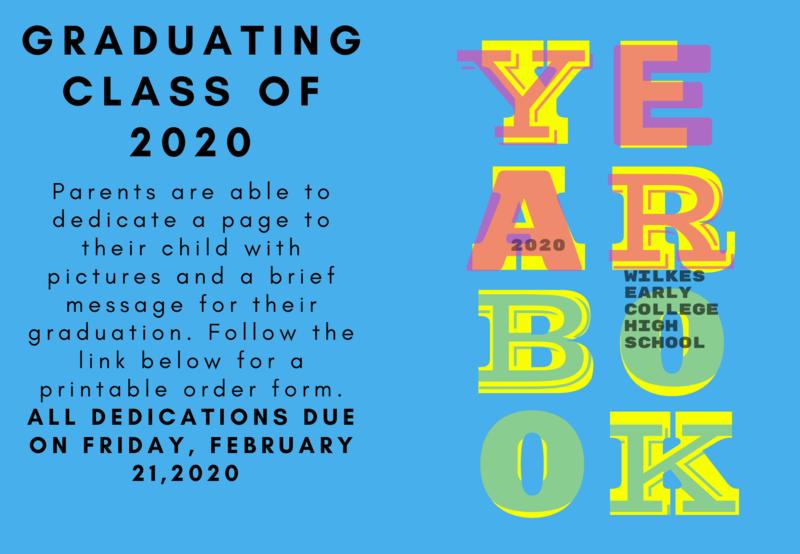 2020 Dedications Thumbnail Image
