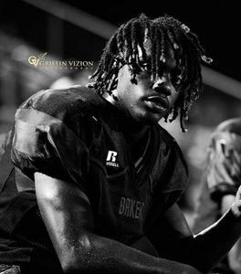 A photo of Baker High School Athlete, Desmond Windon