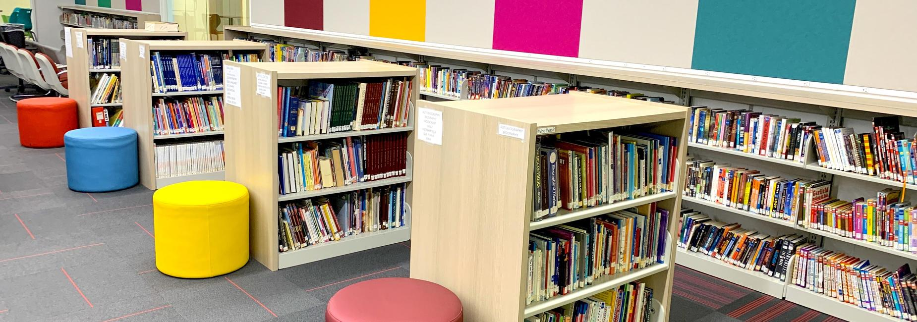 Picture of Middle School Library