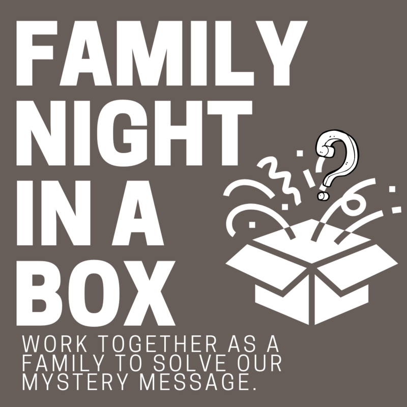 Family Night In a Box