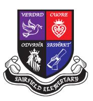 Fairfield Elementary School House Crest