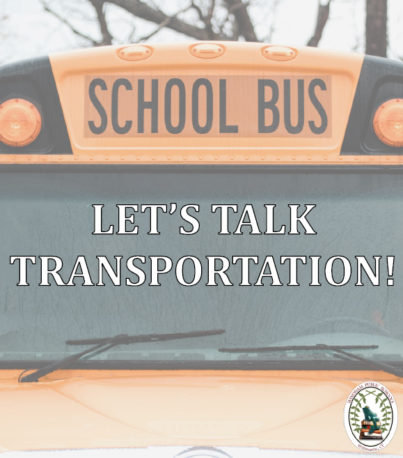 Have questions about our bus services? CEO of M&J Bus Company will join us at Coffee & Conversation with the Superintendent Monday, December 10. Thumbnail Image
