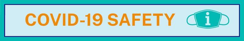 COVID-19 Safety Protocol; Protocolo de Seguridad COVID-19 Thumbnail Image