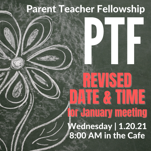 PTF January Meeting