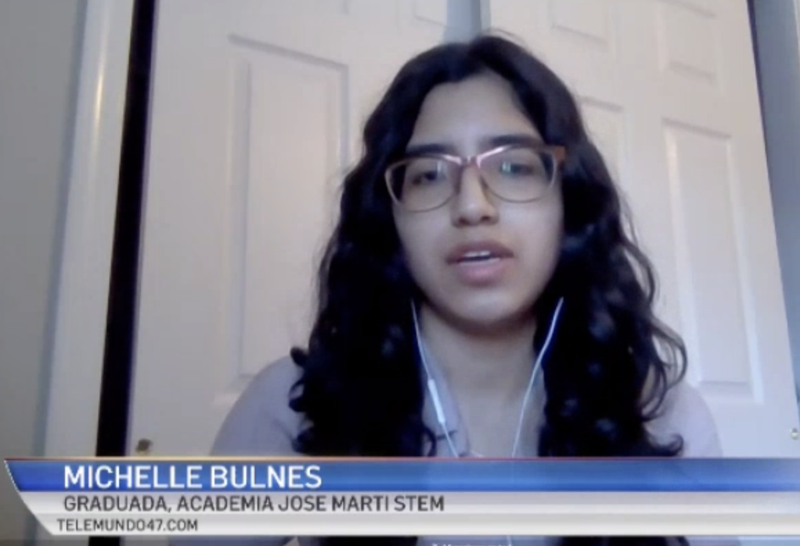 Michelle Bulnes Chanel 47 Interview