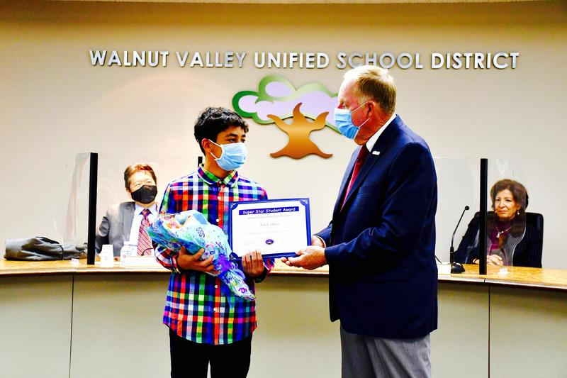 Trustees Honor South Pointe, Suzanne Middle School Stars Featured Photo