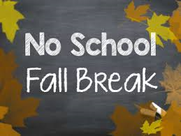 FALL BREAK!
