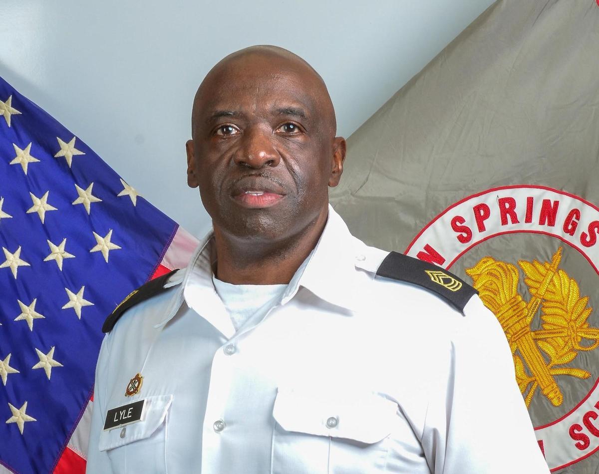 Sgt Lyle