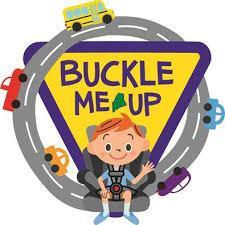 Buckle me up child car seat image