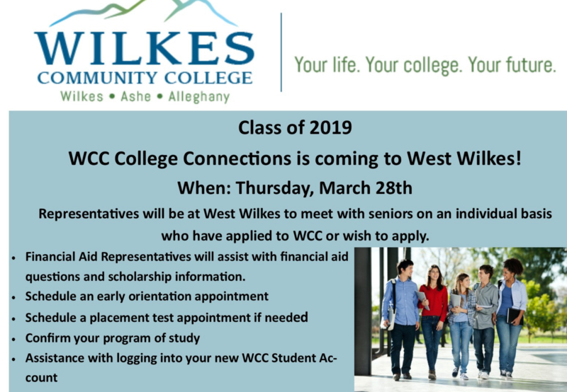 WCC College Connections Thumbnail Image