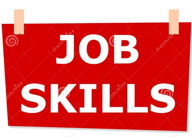 Job Skills Logos