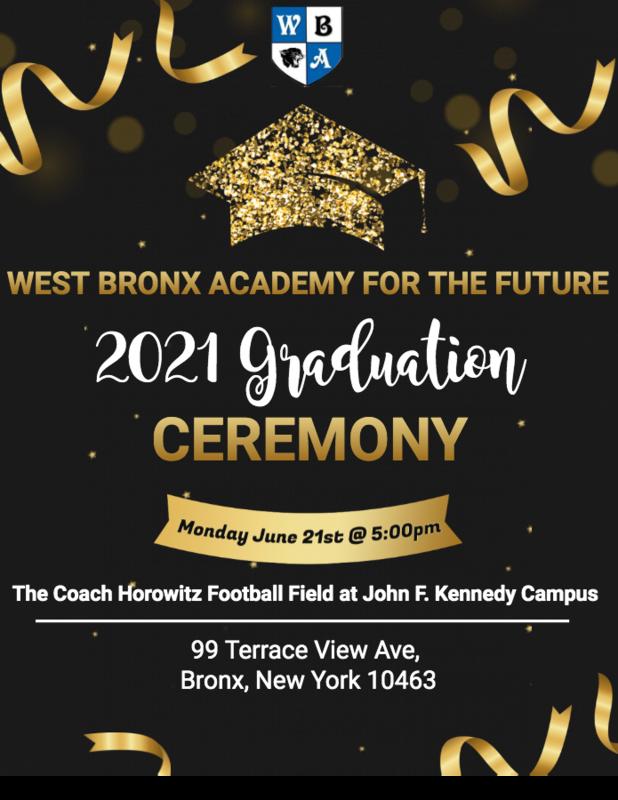 2021 HS Graduation Ceremony Featured Photo