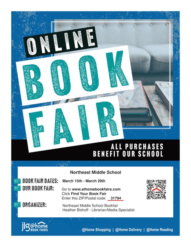 NEMS Online Bookfair Featured Photo