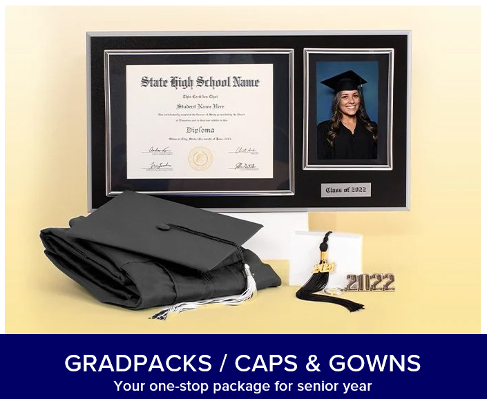 Seniors: Order your Graduation Supplies Thumbnail Image