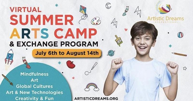 Art Summer Camp! Featured Photo