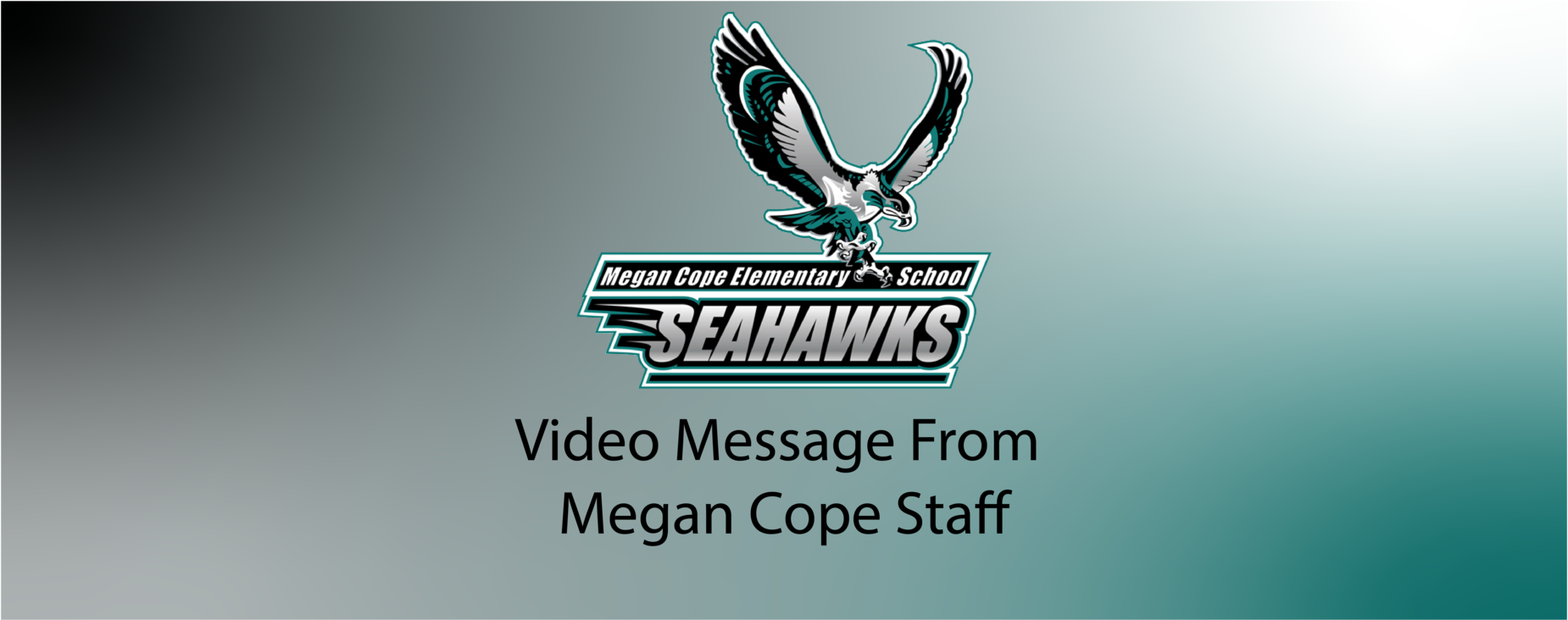 Video Message From Megan Cope Staff