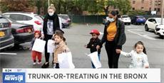 NY 1 Spectrum News October 28, 2020 : Readiness Trunk or Treat