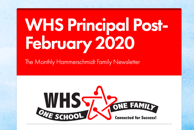 February 2020- Principal Post Family Newsletter Thumbnail Image