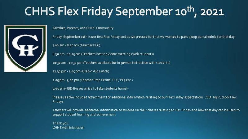 Flex Friday 9-10-21