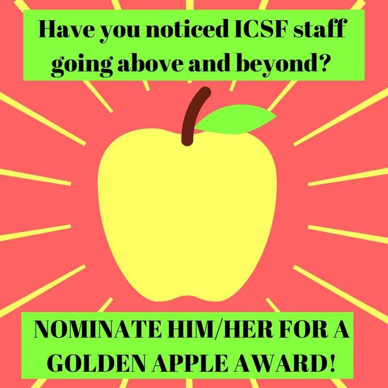 Golden Apple Award! Featured Photo