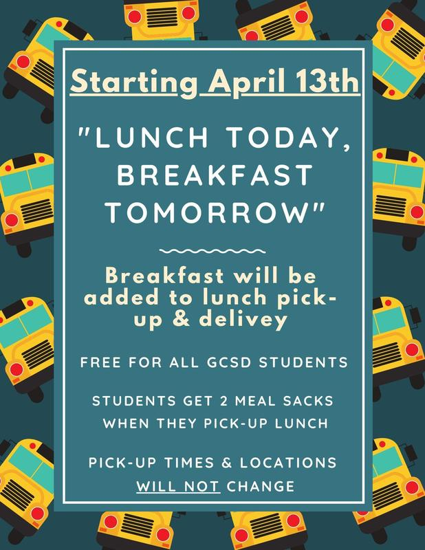 Breakfast Added to Lunch Pick-Up & Delivery Starting April 13 Featured Photo