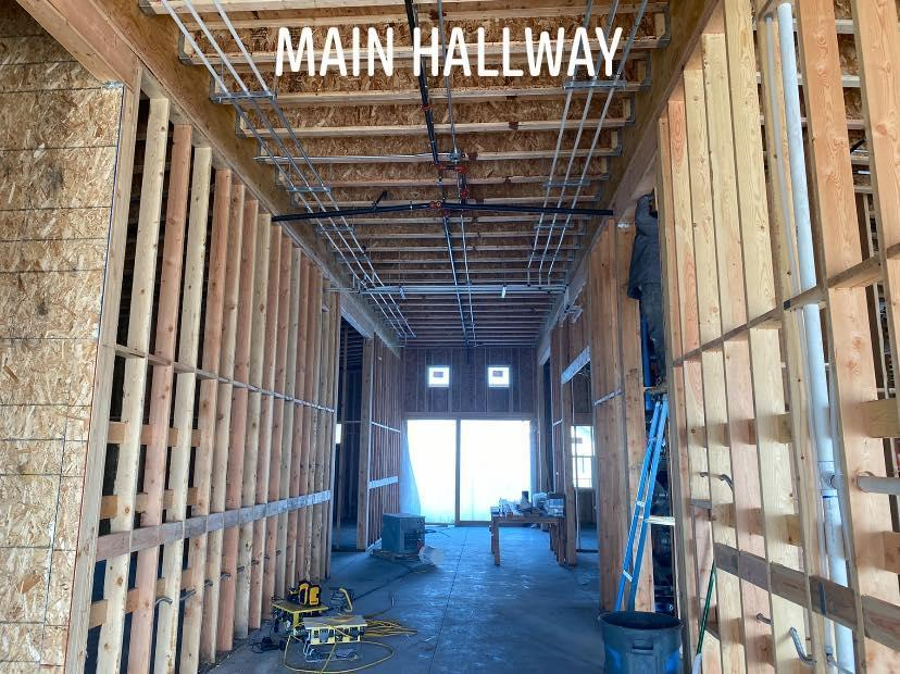 Expansion Main Hallway