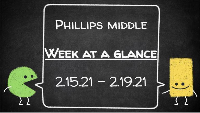 Bulldog Week At A Glance 2/15 - 2/19 Featured Photo