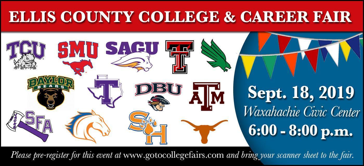 ellis county college and career fair