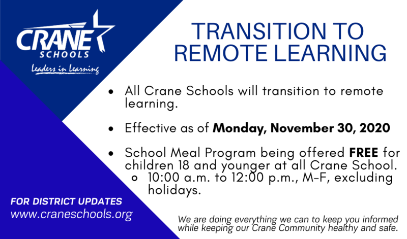 Transition to Remote Learning Featured Photo