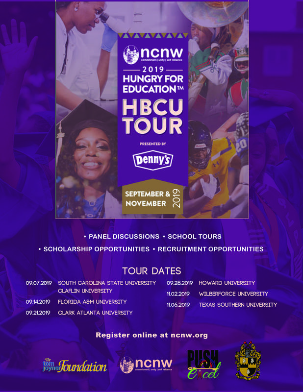 National Council of Negro Women HBCU Tour Featured Photo