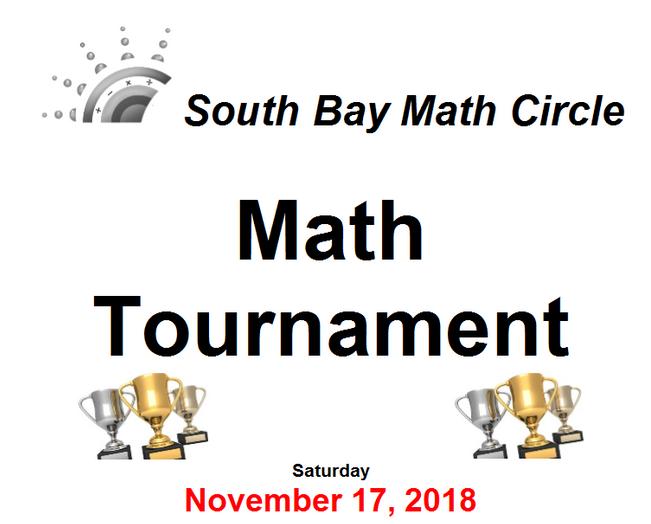 South Bay Math Circle: Math Tournament Thumbnail Image