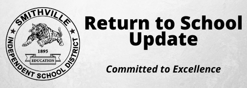 Return to School Update