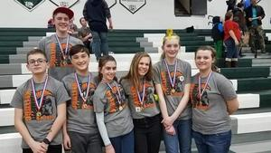 TK OM teams compete at regionals.
