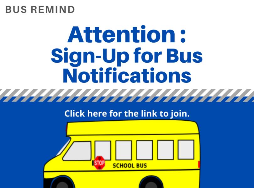 Bus Remind Info