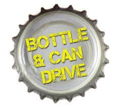 Can and Bottle Drive Saturday, February 9 from 9am-11am to support the Gananda Boys Soccer Program