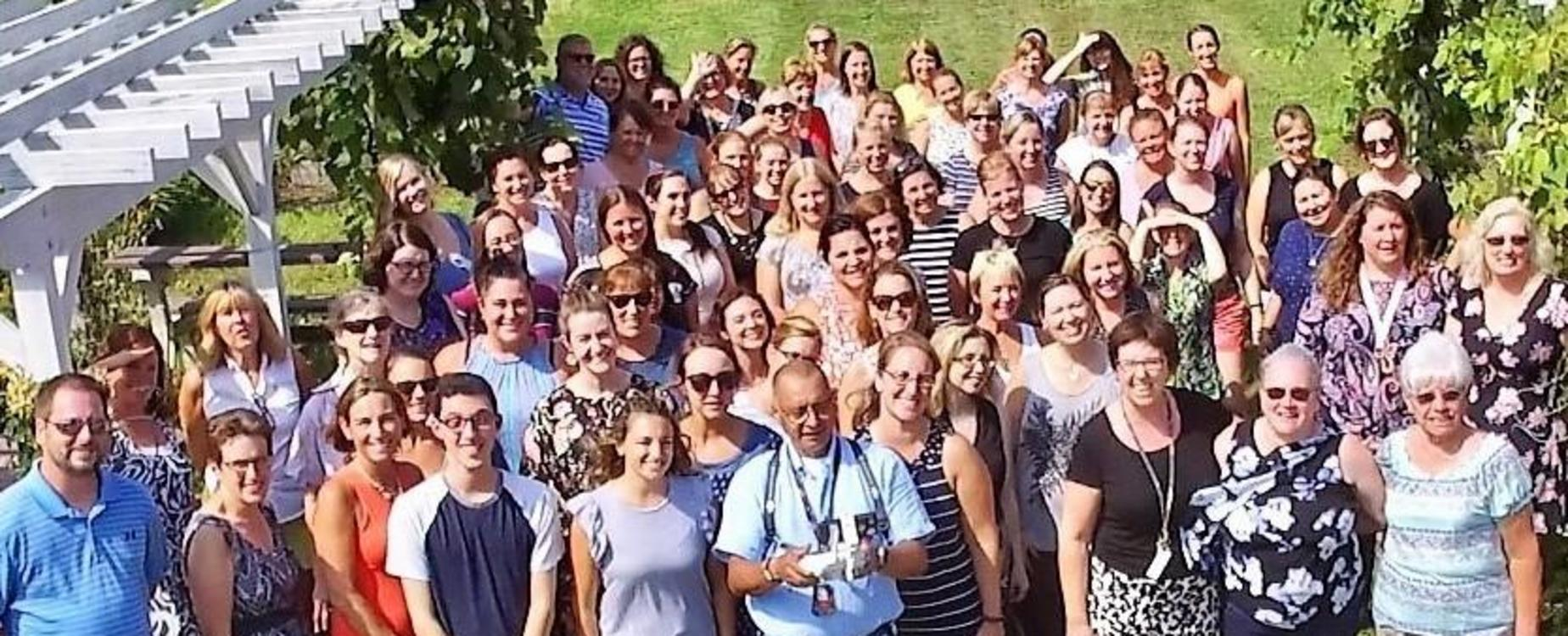 Horne Street School Staff 2018-2019