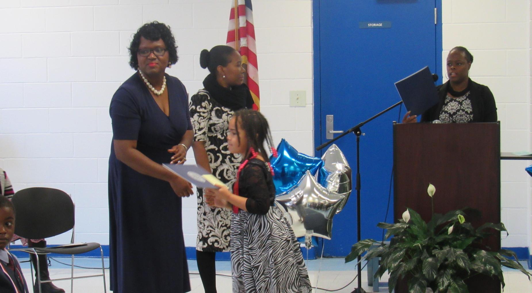 First Quarter Blue Carpet Awards Day