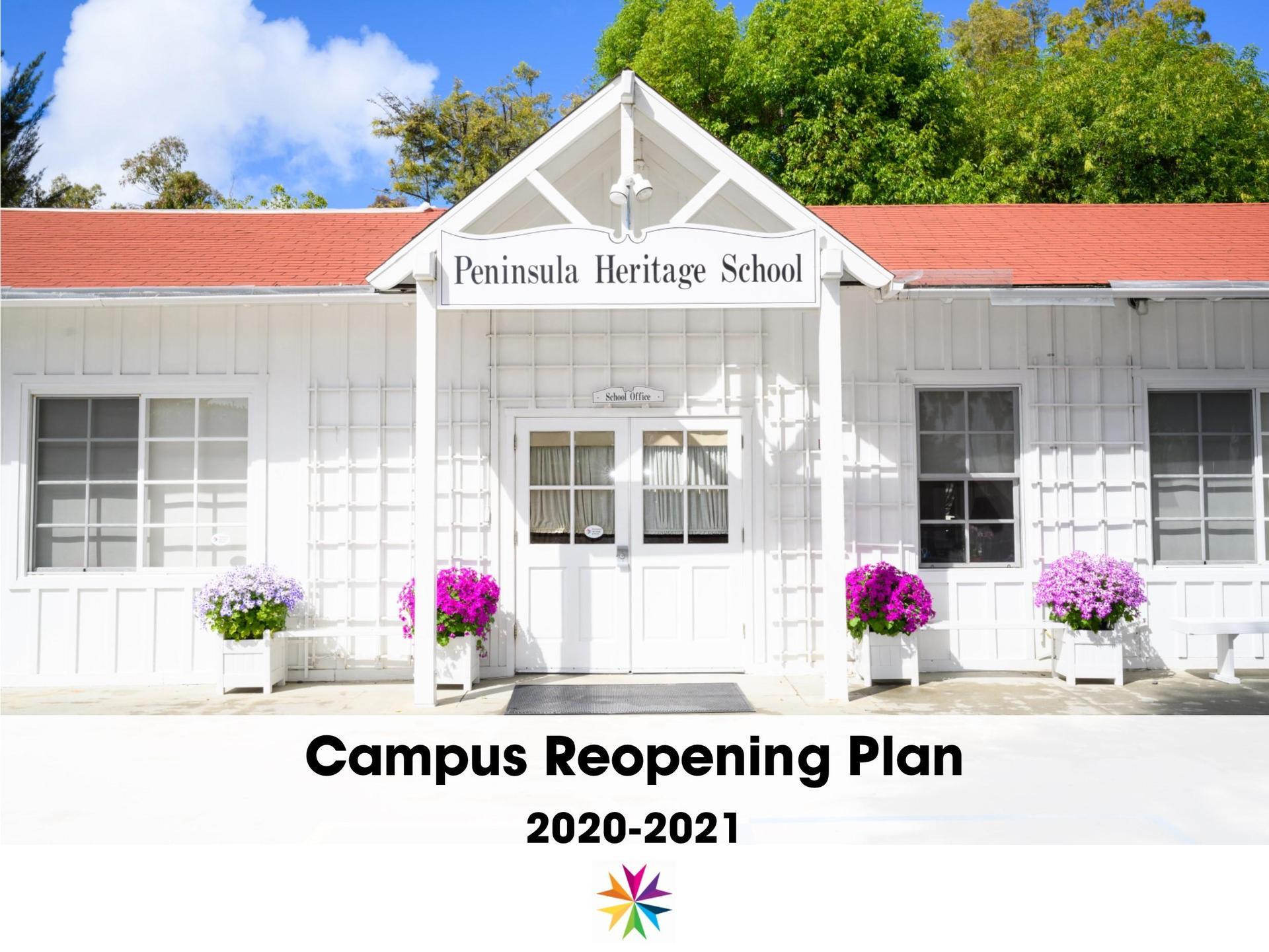 Campus Reopening Plan