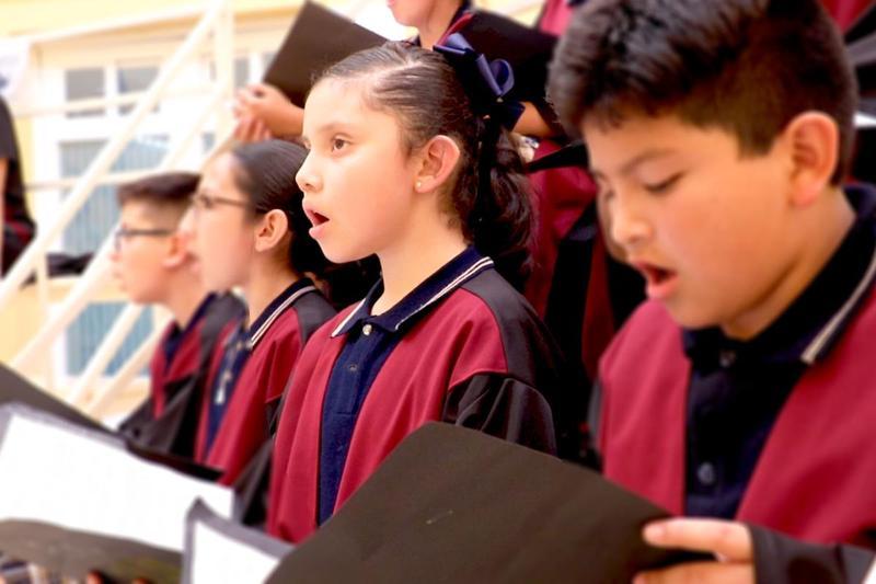 Coro de los Colegios La Salle de seglares participará en la celebración de los 85 años del Palacio de Bellas Artes. Featured Photo