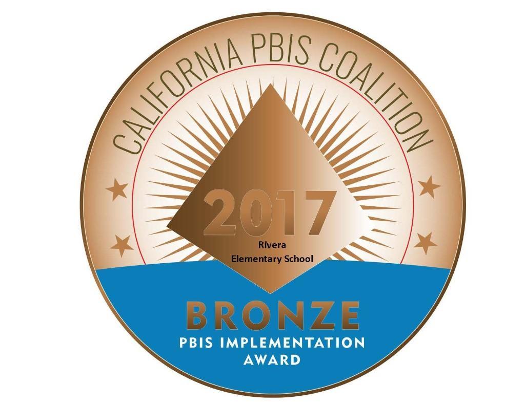 PBIS Bronze Implementation Award