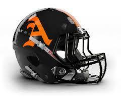 image of an AHS football helmet